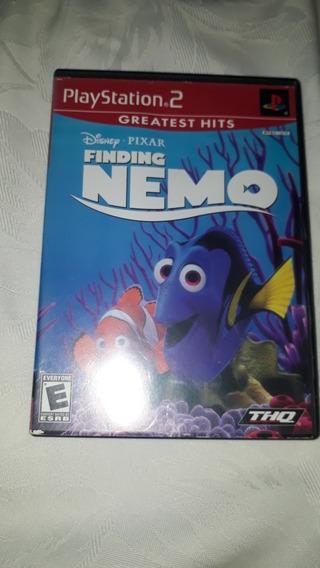 Buscando A Nemo Para Ps2