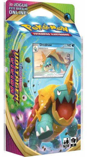 Pokemon Deck Ee4 Voltagem Vivida