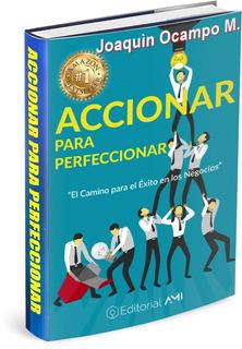 Accionar Para Perfeccionar,el Camino El Éxito En Negocios