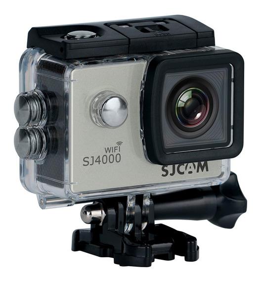 Sj4000 Wifi Original+p2 + Microfone + Sd16 S/ Juros