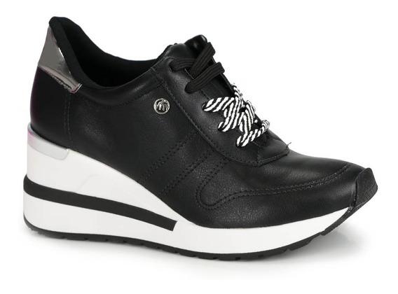 Tênis Sneaker Via Marte Recortes