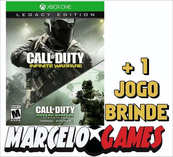 Call Of Duty Infinite Warfare Legacy Ed. Xbox One Digital