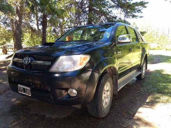 Toyota Hilux 3.0 Doble/cab Srv