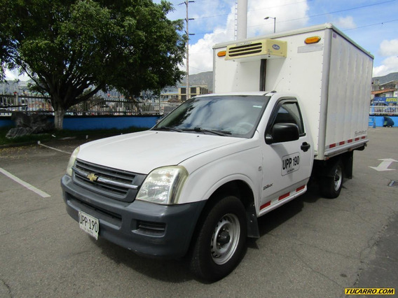 Chevrolet Luv D-max Furgon
