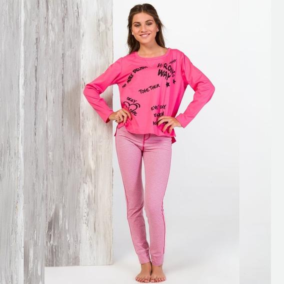 Pijama De Invierno 2018 Sweet Victorian 635-18