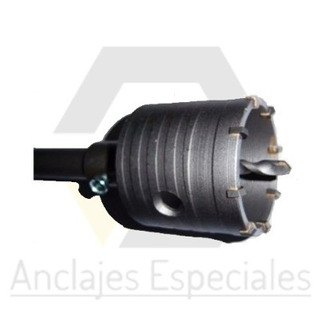 Mecha Copa Widia 150mm + Adapt Sds Plus 370.oferta Unica.