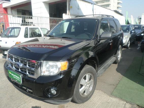 Ford Escape Xlt 4x4 2.5 Aut 2012 Negro
