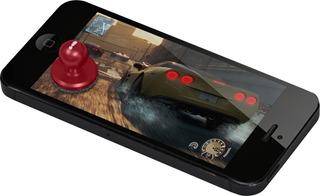 Mini Controle Joystick Analógico Gamer Celular Smartphone