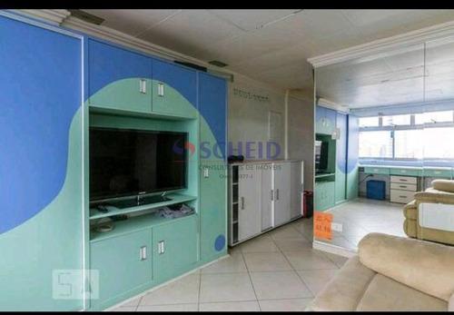 Locação Apartamento Mobiliado Na Aclimação - Mr75093