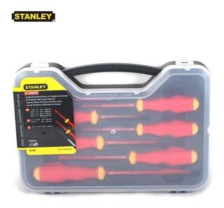 Juego De Destornilladores 7 Piezas 1000v 65980 Stanley