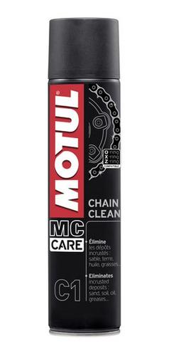 Limpa Corrente Chain Clean C1 - Motul