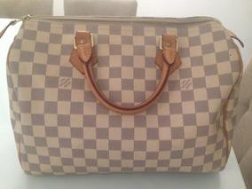 Bolsa Original Louis Vuitton Speedy 30 - Perfeito Estado