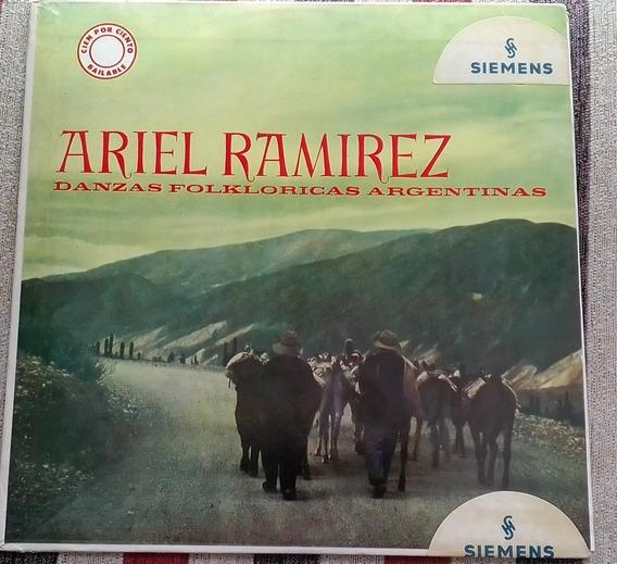 Disco De Vinilo-ariel Ramirez - Danzas Argentinas