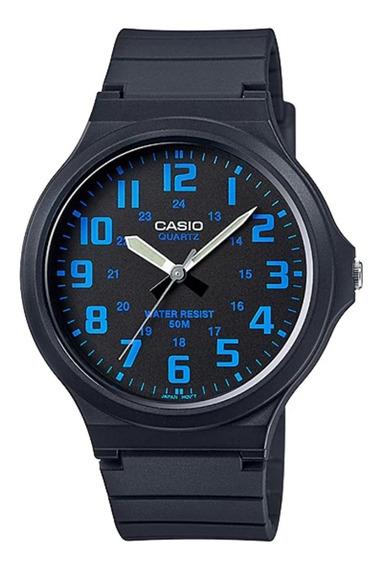 Relógio Casio Standard Masculino Mw-240-2bvdf