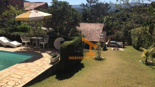 Chácara À Venda, 630 M² Por R$ 437.000,00 - Residencial Moenda - Itatiba/sp - Ch0134