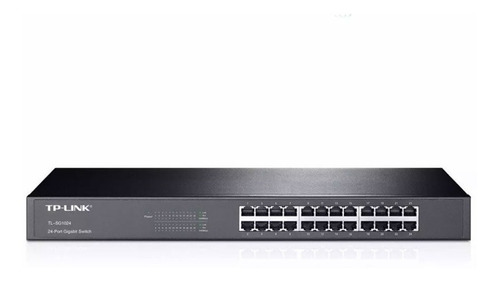 Switch Tp Link Tl-sg1024d 24 Puertos Rj45 Gigabit Rack