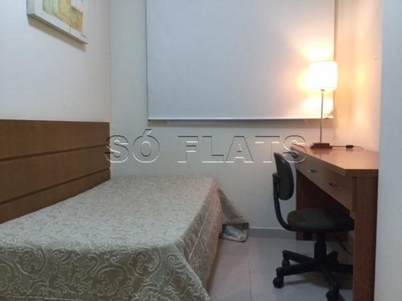 Invista Em Flat No Pool Na Rua Bela Cintra, Apto De 02 Dorms, Próximo A Av. Paulista - Sf27350