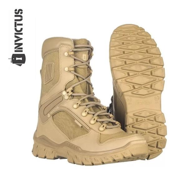 Bota Tática Militar Invictus - Havoc 8 - Desert