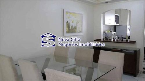 Imagem 1 de 13 de Sobrado 2 Dorms. (1 Suíte) Em Condomínio No Jd. Morumbi - C2050