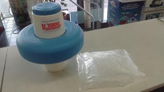 Boya Antisarro Para Tanque Polifosfato 1 Kg Siliphos 1 Año D