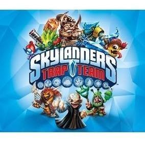 Skylanders Trap Team Somente Disco - Mídia Xbox 360