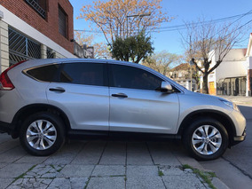 Honda Cr-v 2012 Lx At 2.4 4x2