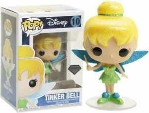 Tinker Bell Funko Pop! Diamond (glitter)