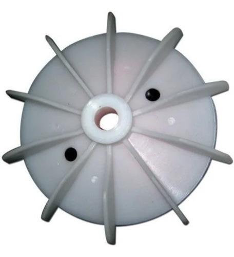 Ventilador Paleta Para Motor 140mm Para Eje 19mm Compresor