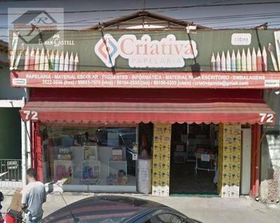 Loja À Venda, 454 M² Por R$ 647.500 - São Benedito - Pindamonhangaba/sp - Lo0020