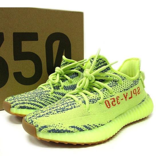 Tenis adidas Yeezy 350 Semifrozen Con Caja, Envío Gratis