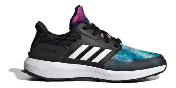adidas Zapatillas Running Niña Rapidarun X Negro