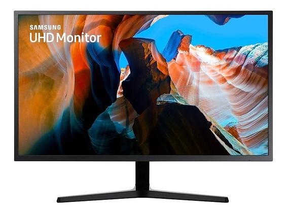 Monitor Samsung 4k Uhd 32 - Lu32j590