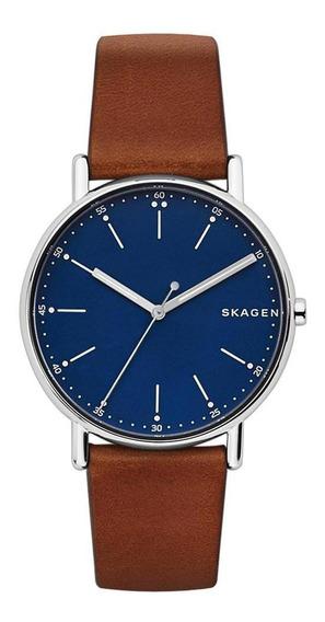 Relógio Skagen Masculino Signatur - Skw6355/1an