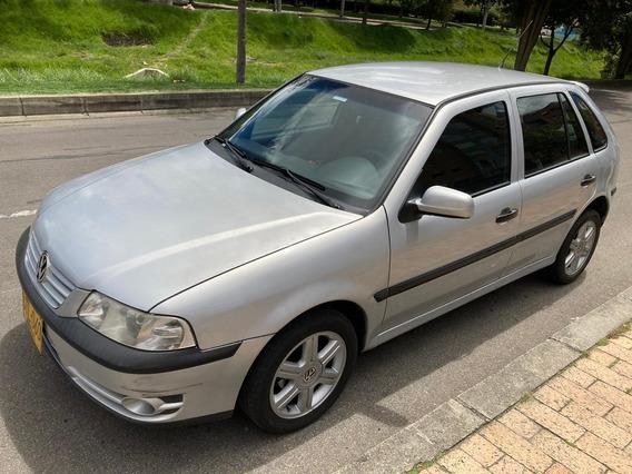 Volkswagen Gol 1.8 2006 5 Puertas