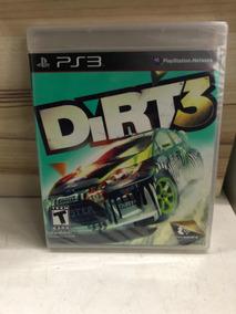 Dirt 3 Ps3 Original Lacrado