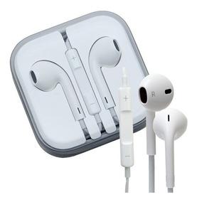Fone iPhone 5c 5s 4s 3gs iPad Original 108db Cont Volume