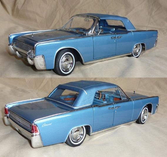 Lincoln Continental - 1961 - Esc. 1/18