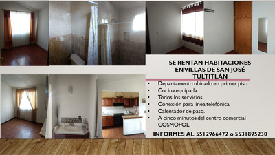 Departamento En Villas De San José