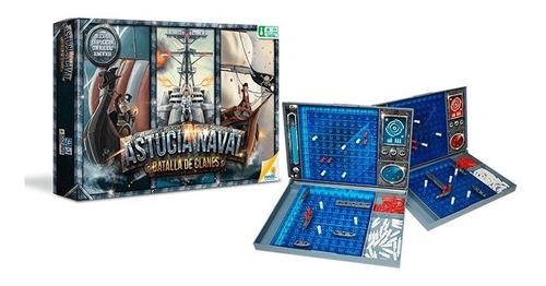 Astucia Naval Con Realidad Aumentada Ronda Batalla De Clanes
