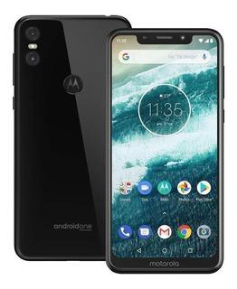 Smartphone Motorola One 64gb Black Xt1941
