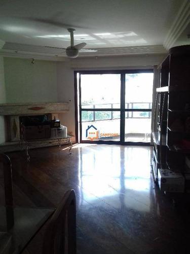 Apartamento À Venda, 158 M² Por R$ 1.100.000,00 - Água Fria - São Paulo/sp - Ap2079