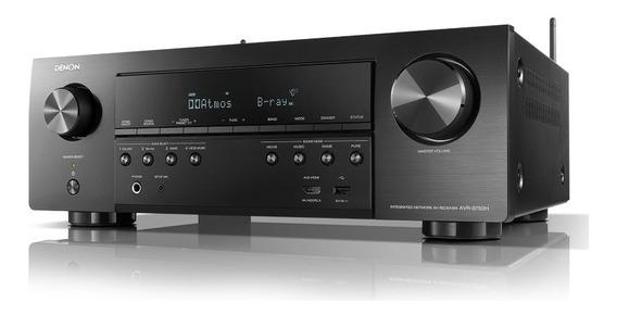Receiver Denon Avr-s750 H 7.2ch 4k Oferta World Of Music