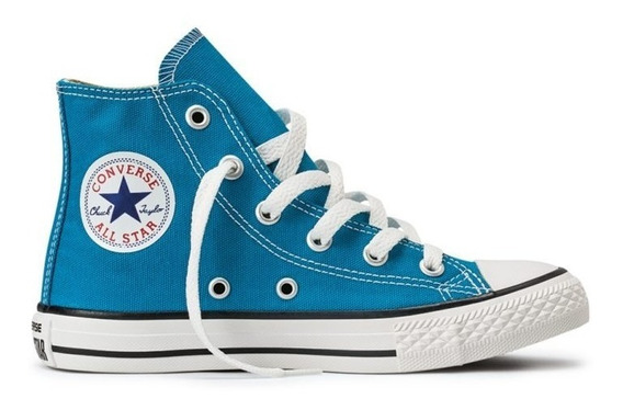 Zapatillas Niño Bota Converse All Star Hi Junior Seasonal