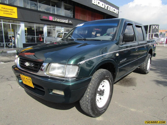 Chevrolet Luv Tfs Crew Cab Dlx 4x4
