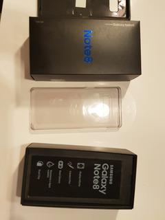Celular Samsung Note 8 - 128gb - 6 Memoria Ram - Na Caixa