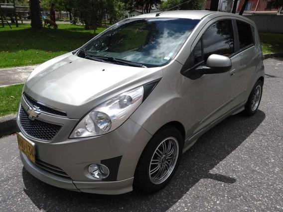 Chevrolet Spark Gt Mecanico 5 Puertas Full Equipo