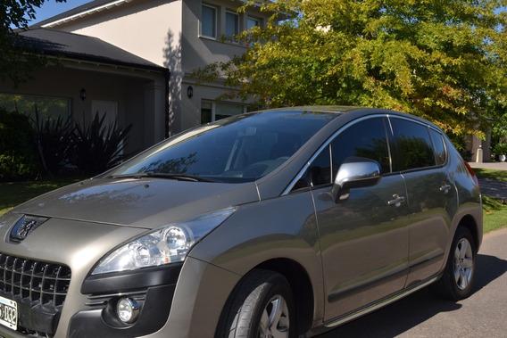 Peugeot 3008 5 Puertas. Papeles Al Día Listo Para Transferir