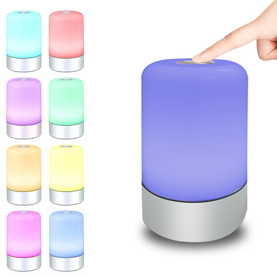 Dc5v 3.5w Tocar Sensor Led Lámpara De Escritorio Noche Luz U