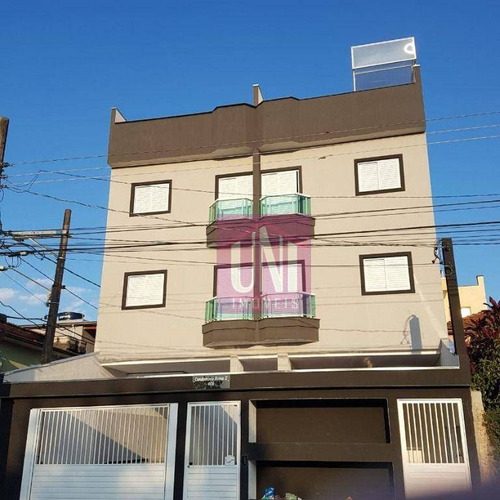 Imagem 1 de 8 de Apartamento Com 2 Dormitórios À Venda, 38 M² Por R$ 230.000,00 - Parque Erasmo Assunção - Santo André/sp - Ap1795