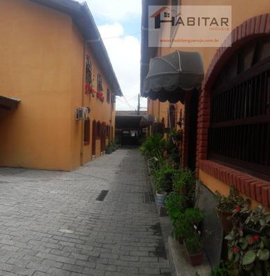 Casa A Venda No Bairro Vila Santo Antônio Em Guarujá - Sp. - 1250-1